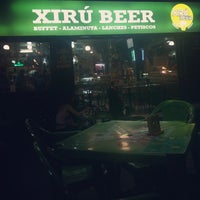 Photo taken at Xirú Beer by Cesar B. on 4/25/2013