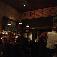 Photo taken at Redlight Bar by Weston R. on 12/29/2012