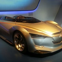Photo taken at Test Track Presented by Chevrolet by Kleber S. on 5/24/2013