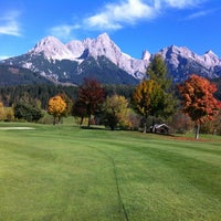 Photo taken at Golfclub Urslautal by Otto D. on 10/21/2012