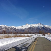 Photo taken at Outer Springer Loop (by the Golf Course) by Sarah D. on 3/10/2014