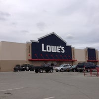 Photo taken at Lowe's Home Improvement by Sarah D. on 5/23/2013