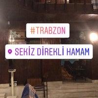 Photo taken at Tarihi Sekiz Direkli Hamam by Uğur B. on 7/12/2017