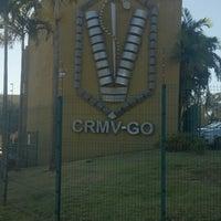 Photo taken at CRMV-GO Conselho Regional de Medicina Veterinária de Goiás by Glaucy N. on 5/30/2014