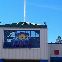 Photo taken at Sun Mountain Fun Center by Laura H. on 11/4/2012