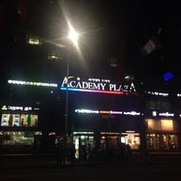 Photo taken at Academy Plaza by Hyejin P. on 11/29/2013