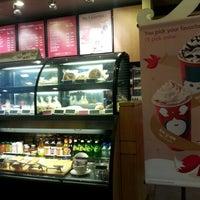 Photo taken at Starbucks by Hyejin P. on 12/7/2012