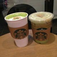 Photo taken at Starbucks by Hyejin P. on 1/27/2013