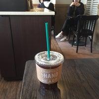 Photo taken at Starbucks by Hyejin P. on 11/17/2016