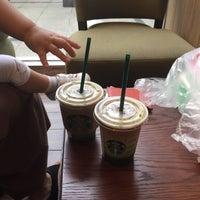 Photo taken at Starbucks by Hyejin P. on 9/27/2016