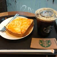 Photo taken at Starbucks by Hyejin P. on 7/11/2013