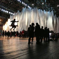Photo taken at Park Avenue Armory by Taylor on 1/7/2013