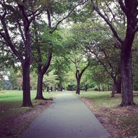 Foto tirada no(a) West Side Highway Running Path por Taylor em 9/29/2012
