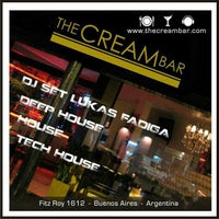 Foto tomada en The Cream Bar  por Lukas F. el 11/4/2012