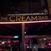 Foto tomada en The Cream Bar  por Lukas F. el 10/21/2012