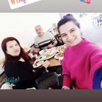 Photo taken at Taşkent Fırın Cafe by Duygu K. on 3/17/2018