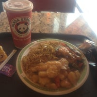 Photo taken at Panda Express by stephen w. on 5/14/2013