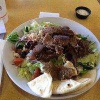 Photo taken at Daphne's California Greek by stephen w. on 12/15/2013