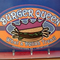 Photo taken at Burger Queen by Heidi G. on 9/27/2012