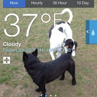 Photo taken at Eau Claire County Dog Park by Jeanny H. on 4/30/2014