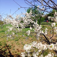 Photo taken at Eau Claire County Dog Park by Jeanny H. on 5/21/2014