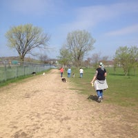Photo taken at Eau Claire County Dog Park by Jeanny H. on 5/20/2014