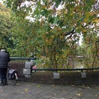 Photo taken at Vrouwenpoortsbrug by Nine V. on 10/24/2012