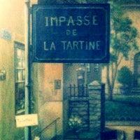 Foto tirada no(a) La Tartine Bistrot por Andrea P. em 6/9/2013