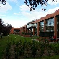 Photo taken at Universidad Carlos III de Madrid - Campus de Getafe by José B. on 10/26/2012