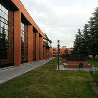Photo taken at Universidad Carlos III de Madrid - Campus de Getafe by José B. on 11/30/2012