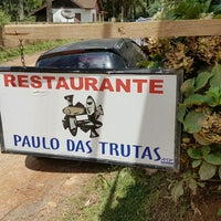 Photo taken at Paulo das Trutas by Ivens R. on 2/27/2017