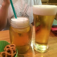 Photo taken at small beer by Stewart J. on 8/25/2014