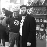 Photo taken at Hamafitz Judaica & Gifts Inc. by Mottel L. on 11/1/2013