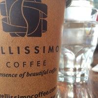 Photo taken at Bellissimo Coffee by dimetree on 9/20/2014