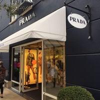 Photo taken at Prada Outlet by Jack L. on 10/4/2015