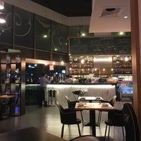 Photo taken at Michelangelo's Restaurant & Bar by Jack L. on 5/22/2016