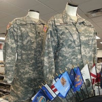 The main community center complex includes a military clothing sales store. Clothing sales not only provides uniform and accessories but Academy-specific gifts. Also located in the complex are the barber and beauty shops. Included in the complex is a minimal of AAFES service facilities to include an alteration shop, laundry/dry cleaner, optical shop and flower shop.