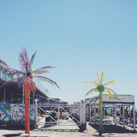 Photo taken at Esse Пляж by Lilia B. on 7/11/2015