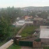 Photo taken at Кяхта by Nadya B. on 7/17/2014