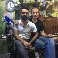 Photo taken at Ayakkabı Tamircileri Çarşısı by Ertuğrul B. on 9/20/2017