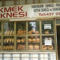 Photo taken at ekmek teknesi fırın by İlker Melih K. on 5/20/2014