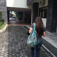 Photo taken at Fakultas Kedokteran by Sharifah H. on 9/20/2016