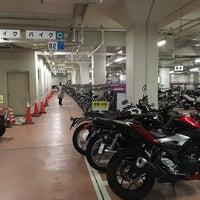 Photo taken at 仙台駅西口北地下自転車等駐車場 by ᴋᴏᴛᴀʀᴏ ᴛ. on 4/15/2017