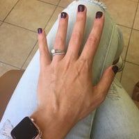Photo taken at America Nails by Al S. on 10/7/2016