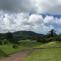 Photo taken at Royal Hawaiian Golf Club by Rebecca R. on 7/4/2014