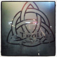 Photo taken at TràLi Irish Pub & Restaurant by Russ T. on 7/14/2013