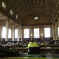 Photo taken at Barr Smith Reading Room by zane on 11/7/2013