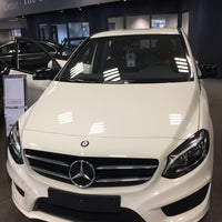 Photo taken at Mercedes-Benz Antwerpen by Claudia S. on 8/14/2017