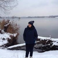Photo taken at залив Десенки by Svetlana V. on 11/29/2014