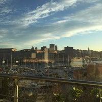 Photo taken at Novotel Marseille Vieux Port by Gaël G. on 4/8/2016